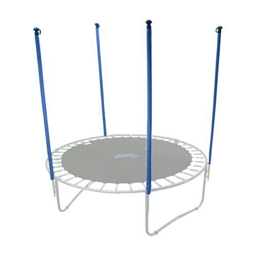Upper Bounce Trampoline Enclosure Poles and Hardware - Set of 4 - Net Sold Separately