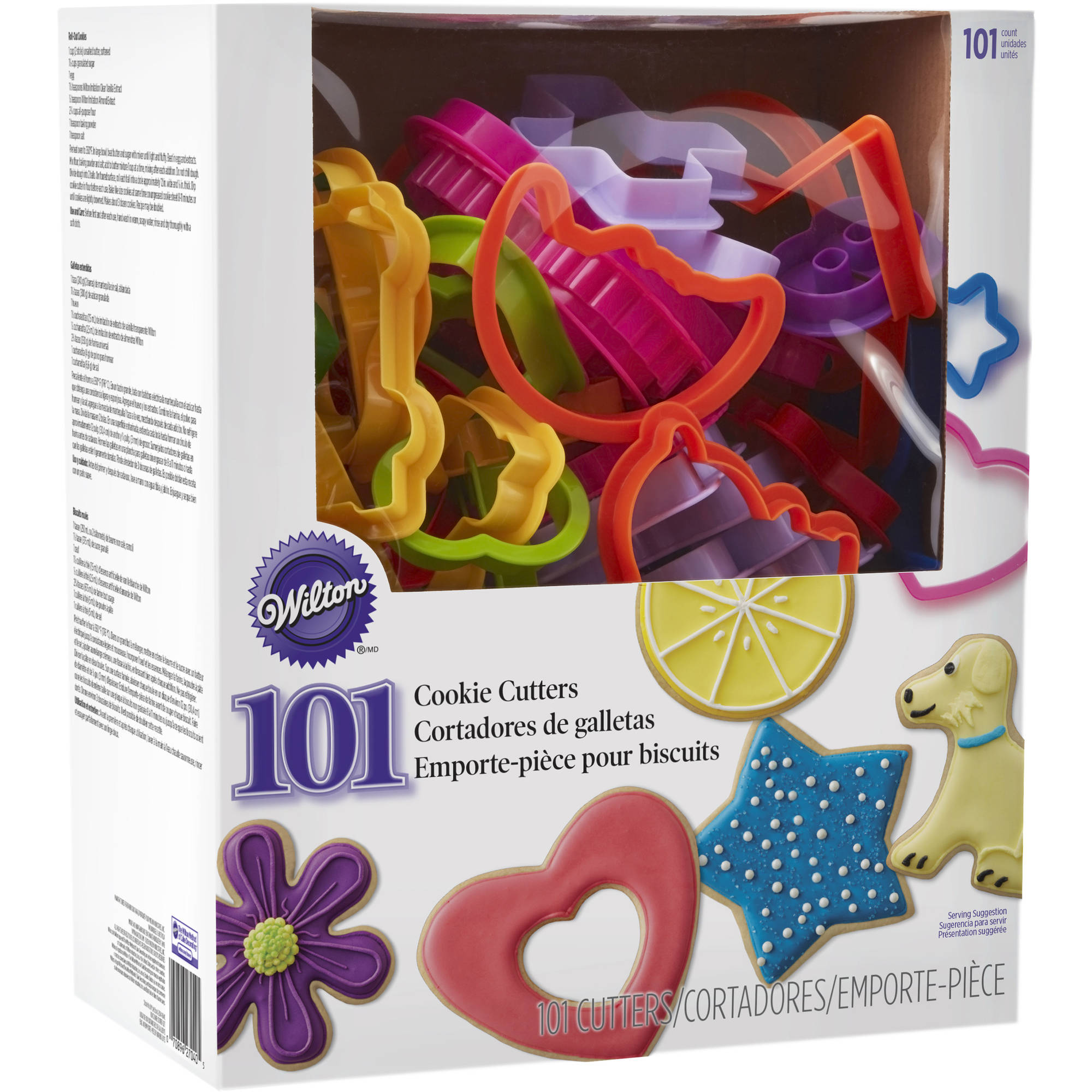 Baby Girl 101 Cookie Cutter