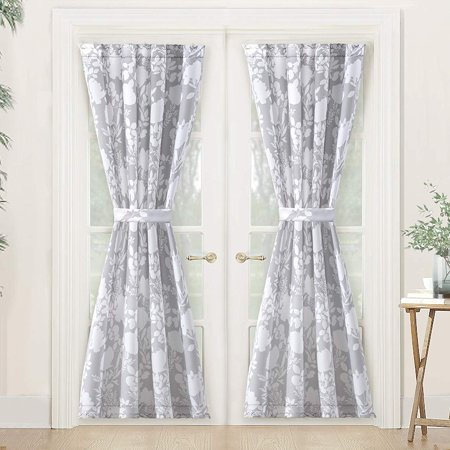 Driftaway Floral Delight Door Curtain Room Darkening