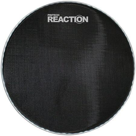 Pintech Reaction Series Mesh Head 8 in. Black