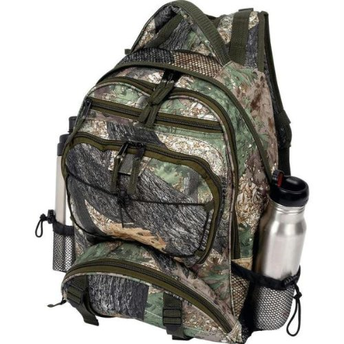 """Extreme Pak™ Invisible® Camo Water-Resistant 17"""" Backpack"""