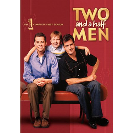 Two and a Half Men: The Complete First Season (DVD) (Two And A Half Men Halloween 2017)