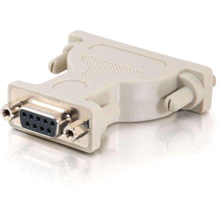 C2G (Cables To Go) Gender Changer série - 25 broches D-sub (db-25) - Femme - 9 D-Sub (db-9) - Fe - image 1 de 1