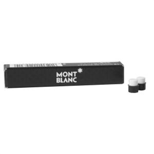 Montblanc USA Erasers for Classique/Generation/Noblesse, White, 10 Erasers per Tube