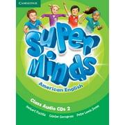 Super Minds American English Level 2 Class Audio Cds
