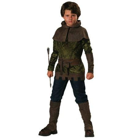 Robin Hood Child Halloween Costume - Easy Robin Hood Costume