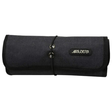 Mosiso Roll Up Travel Gear Organizer Electronics Accessories