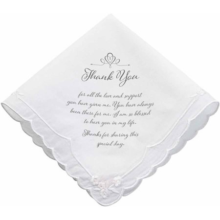 Thank You Womens Hankie