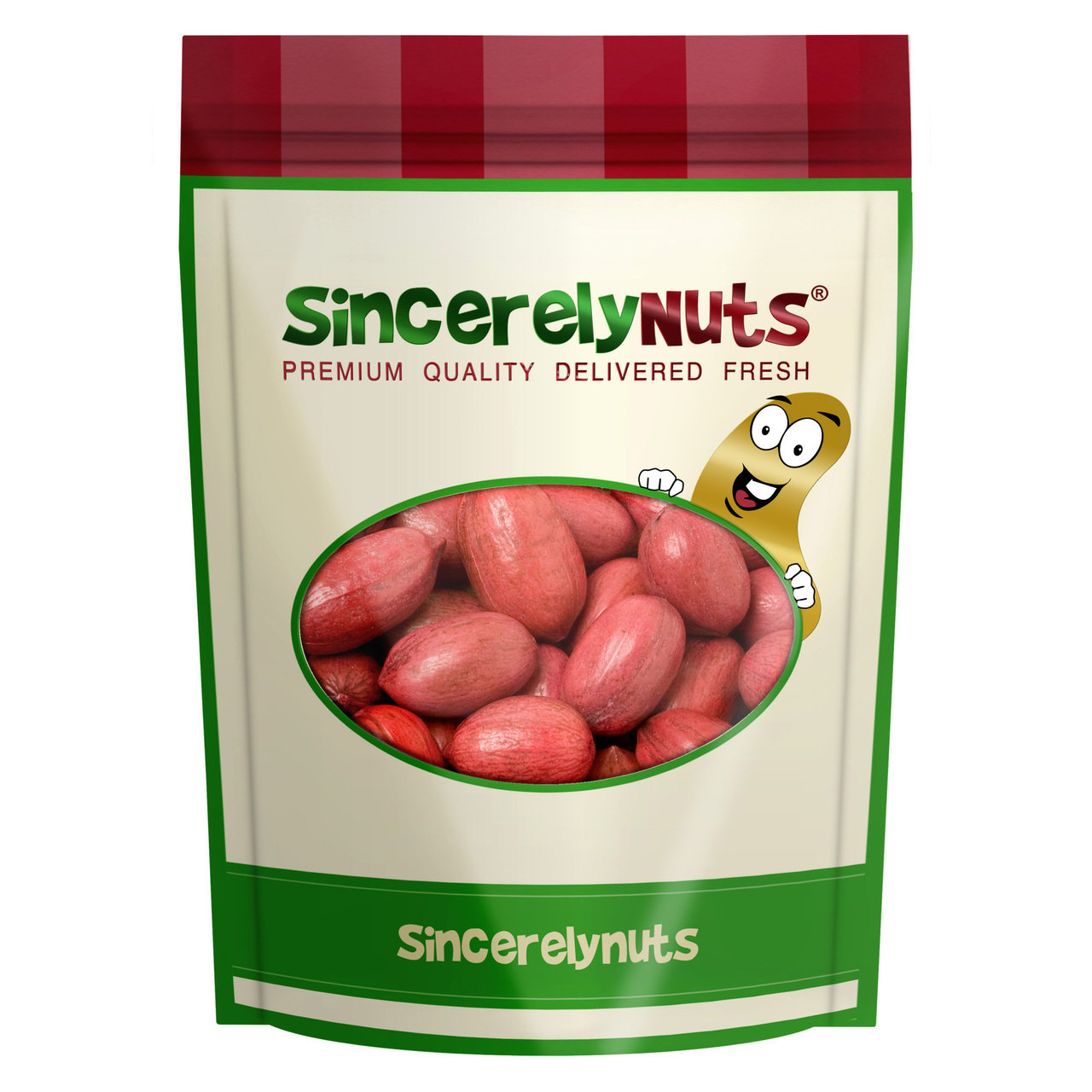 Sincerely Nuts Raw Pecans in Shell, 1 LB Bag