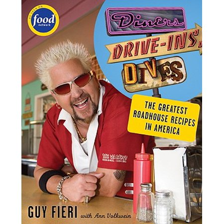 Diners, Drive-Ins and Dives : An All-American Road Trip...with (Diners Drive Ins And Dives Pok Pok)