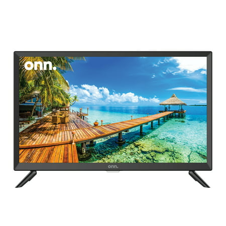 "onn. 24"" Class 720p High Definition LED TV (100013602)"