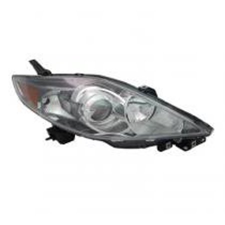 go parts 2006 2007 mazda 5 mazda5 front headlight. Black Bedroom Furniture Sets. Home Design Ideas