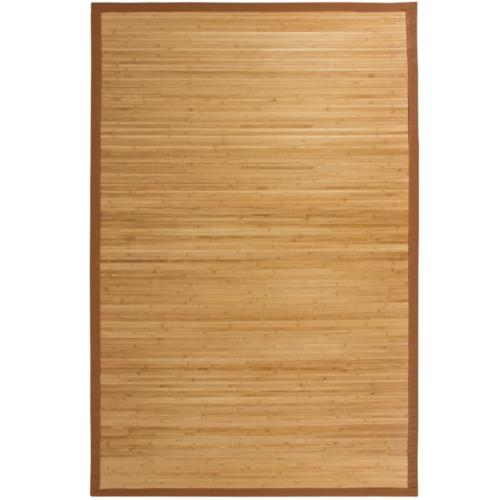 Bamboo Area Rug Carpet Indoor Outdoor  5' X 8'  100% Natural Bamboo Wood  New