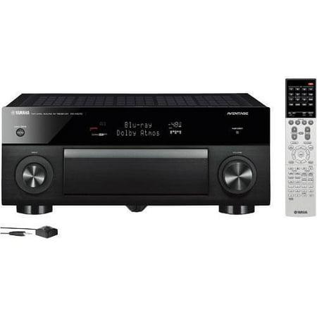 yamaha rx a1070bl 790 watt 7 2 channel av receiver with. Black Bedroom Furniture Sets. Home Design Ideas