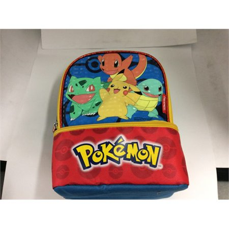THERMOS Kids Lunch Bag Box Tote Dual Kit School Box Container Insulated Pokemon New-THERMOS Kids Lunch Bag Box Tote Dual Kit School Box Container Insulated Pokemon