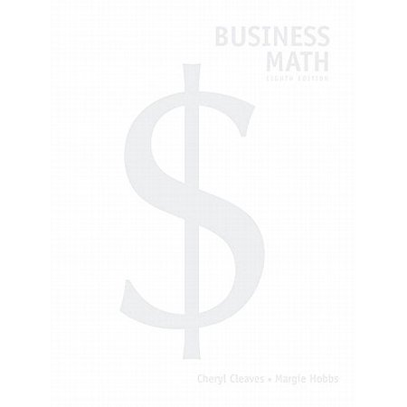 Business Math & Study Guide Package Value Pack (Includes