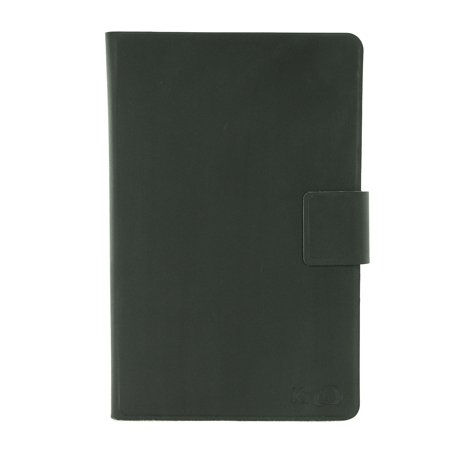 KroO Slim PU Leather Folio Cover Case for Amazon Kindle Fire 7 (1st and 2nd Gen) ()
