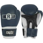 Ringside Youth Pro Style Training Gloves, Blue
