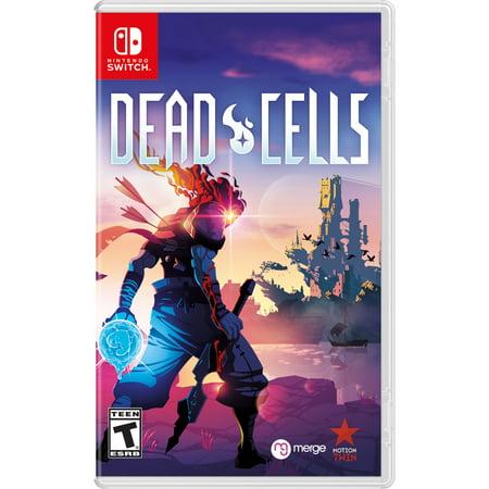 Dead Cells, Merge Games, Nintendo Switch, 819335020252
