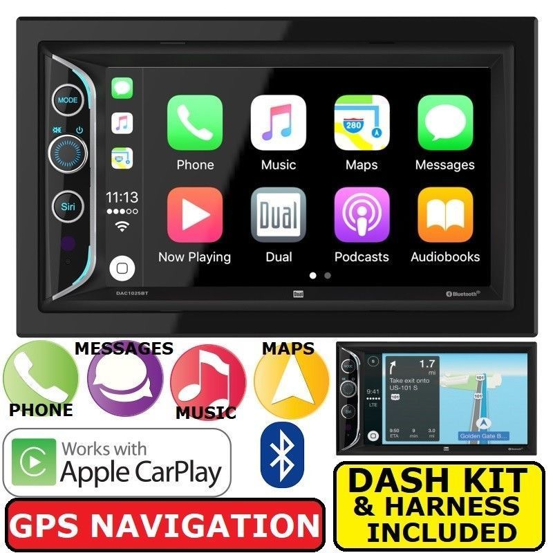 Ford F E Series Apple Carplay Navigation Works With Iphone