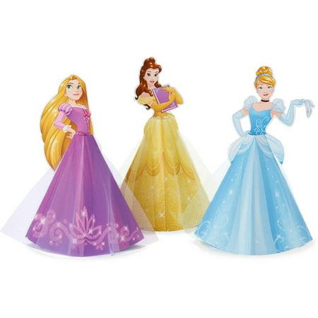 Disney Princess Table Centerpieces Party Supplies