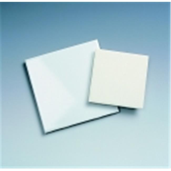 Decorated Ceramic Tile With Low Fire Glazes - 6 x 6 in.