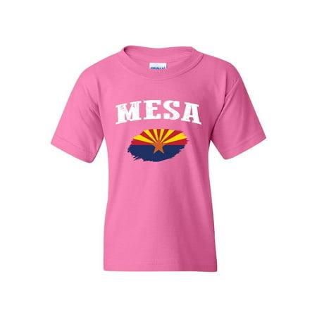 Mesa Arizona Unisex Youth Kids T-Shirt - Party City Mesa Arizona