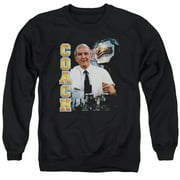 Cheers Coach Mens Crewneck Sweatshirt