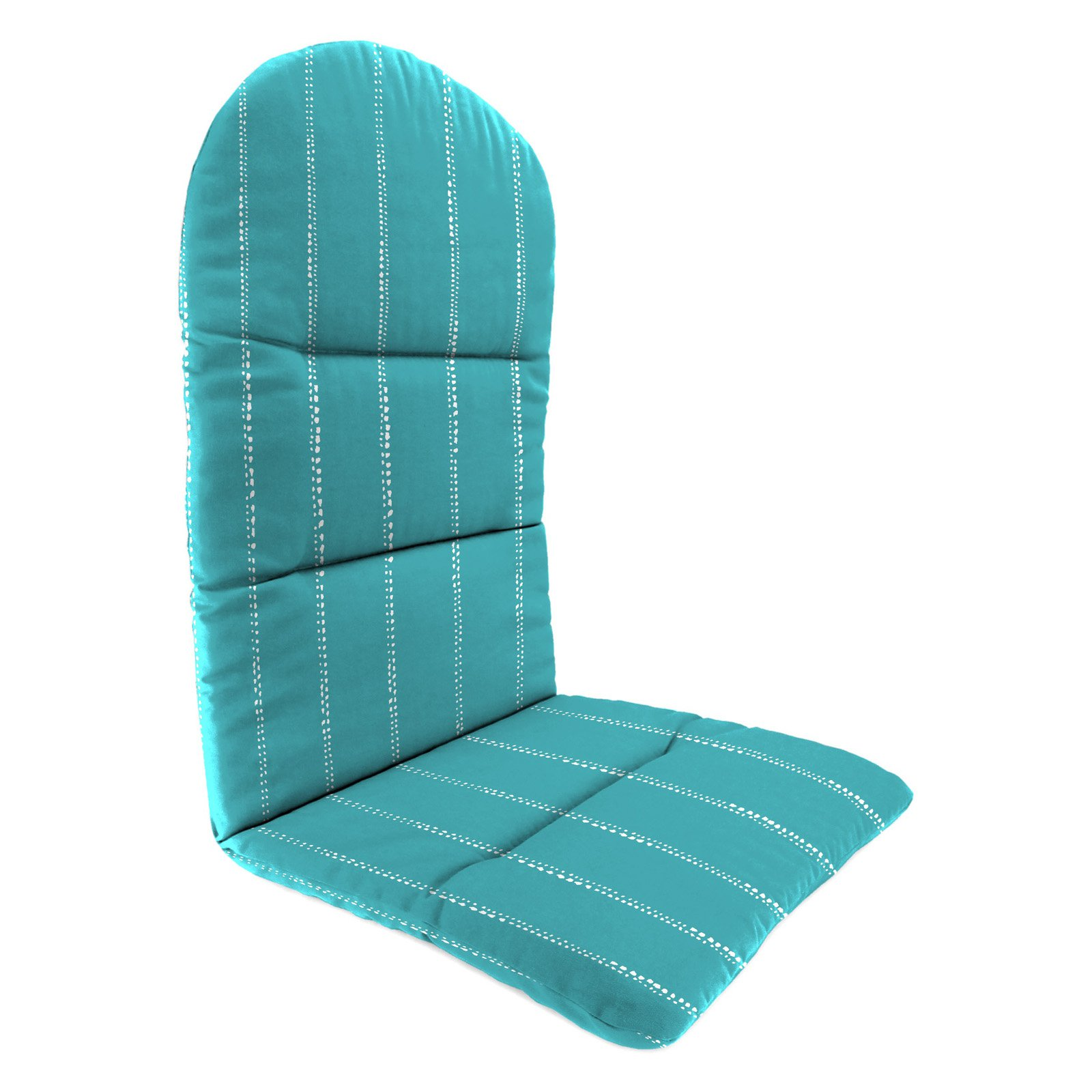 Jordan Manufacturing 49 in. Knife Edge Outdoor Adirondack Chair Cushion - Carlo