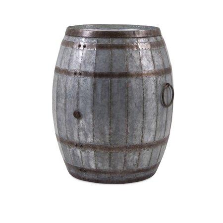 Beaumont Lane Vineyard Wine Barrel Storage Table in