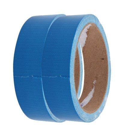 Blue Single Sided Safety Marking Carpet Tape 0.8-Inch x 11 Yards 2pcs - image 3 of 3