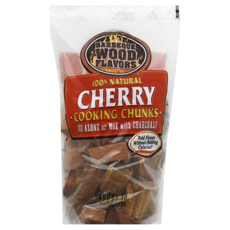Barbeque Wood Flavors Cherry Cooking Chunks, 1 bag