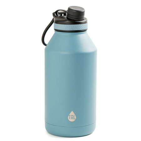 Tal 64 Ounce Stainless Steel Ranger Pro Slate Water Bottle