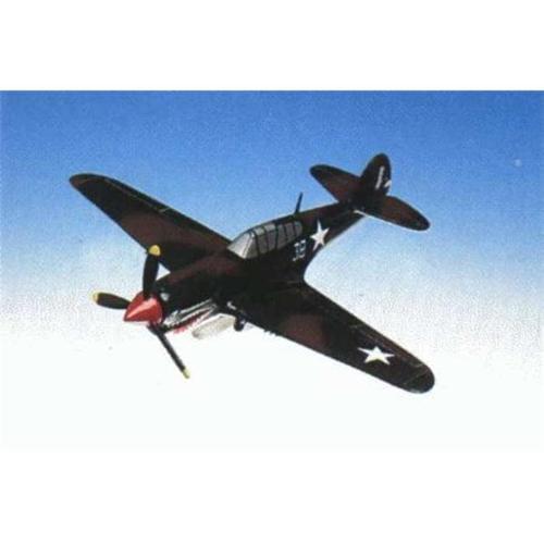 Daron AJR0248F2R Executive Desktop P-40E Warhawk 1/48 Model
