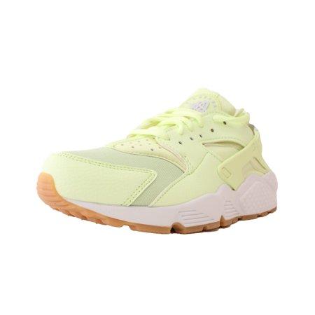 sports shoes b9bcb 1d1f3 Nike - NIKE WOMENS AIR HUARACHE RUN SZ 8 BARLEY VOLT WHITE GUM 634835 702 -  Walmart.com