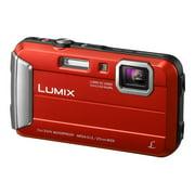 Best Compact Zoom Cameras - Panasonic Lumix DMC-TS25 - Digital camera - compact Review