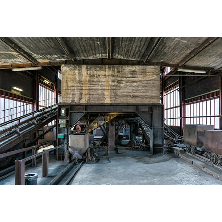 LAMINATED POSTER Coking Plant Art Eat Bill Zollverein Building Poster Print 24 x 36