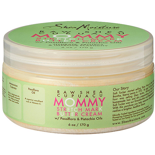 SheaMoisture Mommy Stretch Mark Body Butter, 6 oz