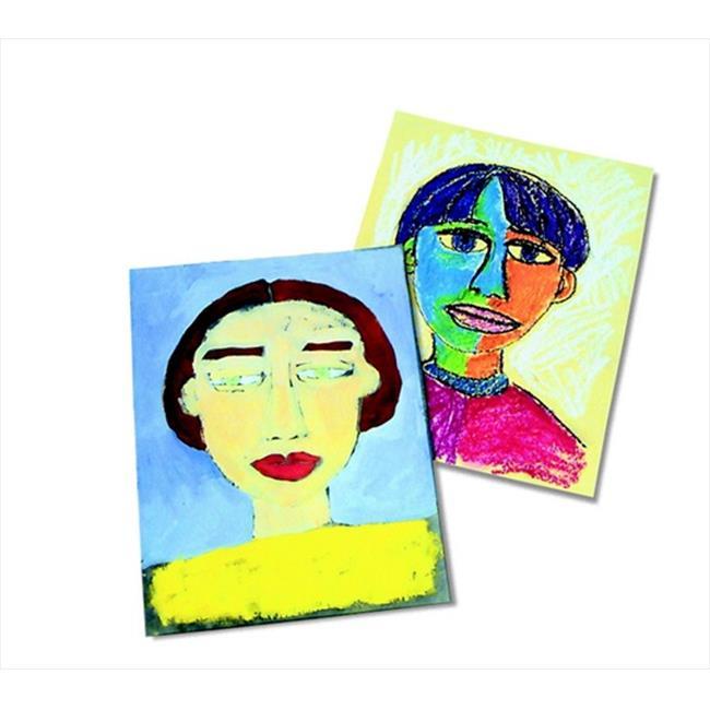 Sax 085537 Drawing Paper Manila, 40 Lbs. - 18 x 24 In.