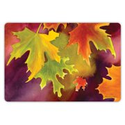 Drymate Fall Collection Welcome Mat - Fall Leaves