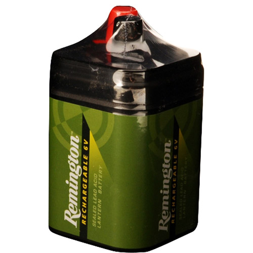 Remington Hunting Remington 6v Rechargeable Battery