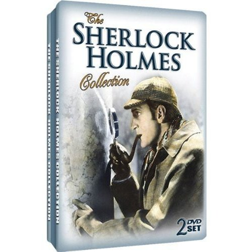 SHERLOCK HOLMES COLLECTION (DVD) (SLIM TIN/2DISCS)