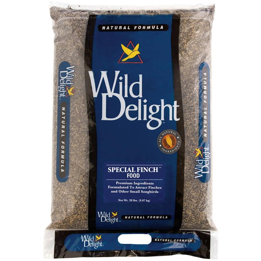Wild Delight 381200 20 Lb Special Finch Food
