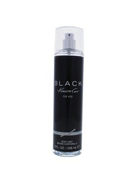 Kenneth Cole Black Body Spray for Women, 8 Oz