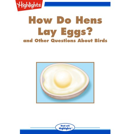 How Do Hens Lay Eggs? - Audiobook (The Best Laying Hens)