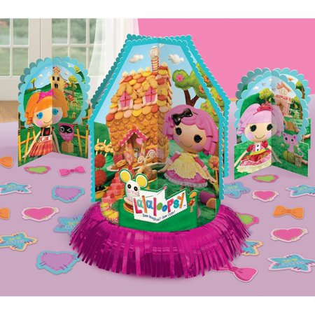 Lalaloopsy Table Decorating Kit](Lalaloopsy Party Supplies)
