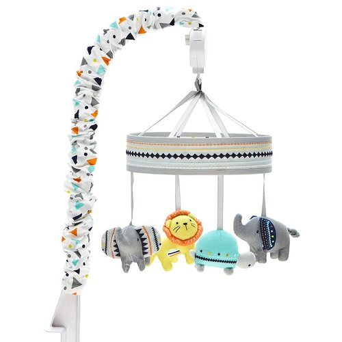Mack & Milo Penny Round Mosaic Mobile by Mack and Milo