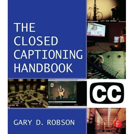 Closed Captioning Handbook Closed Captioned Decoder