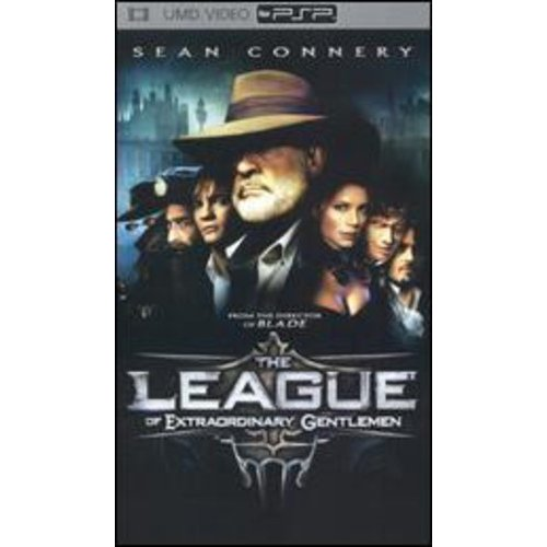 League Of Extrodinary Gentlemen (UMD Video For PSP) (Widescreen)