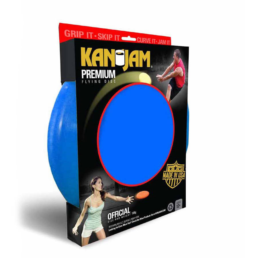 Kan Jam Official Flying Disc